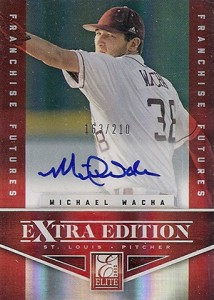 Michael Wacha Rookie Cards and Prospect Cards Guide 12