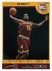 2013-14 NBA Hoops Basketball Cards 21