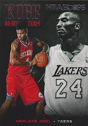 2013-14 NBA Hoops Basketball Cards 30