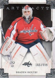 2013-14 Upper Deck Artifacts Hockey Cards 25