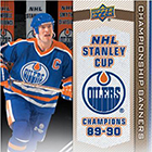 2013-14 Upper Deck Edmonton Oilers Collection Hockey Cards