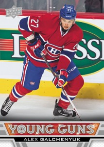 See All 100 of the 2013-14 Upper Deck Hockey Young Guns 2