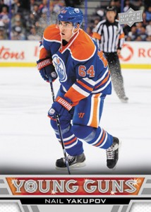 See All 100 of the 2013-14 Upper Deck Hockey Young Guns 21