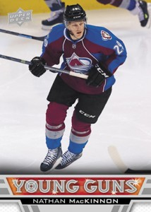 See All 100 of the 2013-14 Upper Deck Hockey Young Guns 44