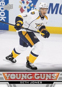 See All 100 of the 2013-14 Upper Deck Hockey Young Guns 39
