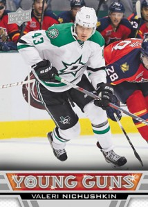 See All 100 of the 2013-14 Upper Deck Hockey Young Guns 43
