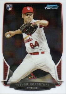 St. Louis Cardinals Rookie Cards – 2013 World Series Edition 15