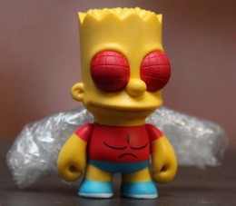 2013 Kidrobot Simpsons Treehouse of Horror Vinyl Figures 20