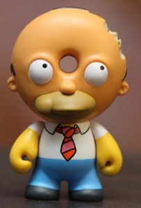 2013 Kidrobot Simpsons Treehouse of Horror Vinyl Figures 22