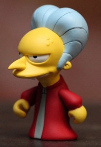 2013 Kidrobot Simpsons Treehouse of Horror Vinyl Figures 30
