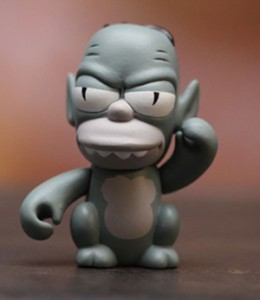 2013 Kidrobot Simpsons Treehouse of Horror Vinyl Figures 26