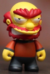 2013 Kidrobot Simpsons Treehouse of Horror Vinyl Figures 21