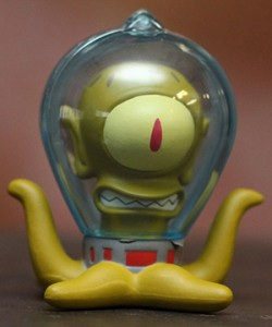 2013 Kidrobot Simpsons Treehouse of Horror Vinyl Figures 28
