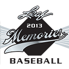 2013 Leaf Memories Baseball Cards