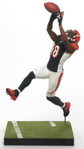 2013 McFarlane NFL 33 Sports Picks AJ Green