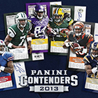 2013 Panini Contenders Football Cards
