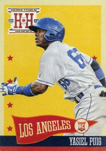 Yasiel Puig Rookie Cards Checklist and Guide  4