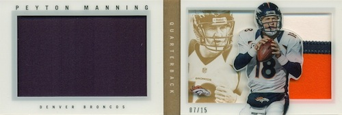 2013 Panini Playbook Football Highlights, Hits Tracker and Hot List 7