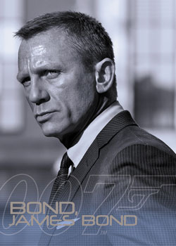 2013 Rittenhouse James Bond Autographs and Relics Trading Cards 31