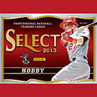 2013 Select Baseball Cards