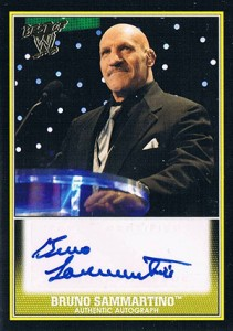 2013 Topps Best of WWE Autographs Guide 9