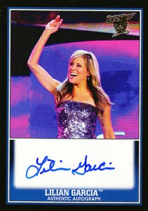 2013 Topps Best of WWE Autographs Guide 14