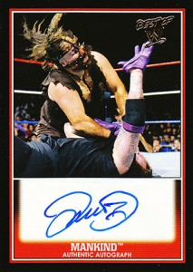 2013 Topps Best of WWE Autographs Guide 7