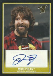 2013 Topps Best of WWE Autographs Guide 4