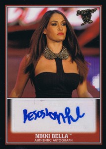 2013 Topps Best of WWE Autographs Guide 12