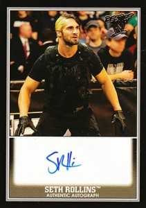 2013 Topps Best of WWE Autographs Guide 18
