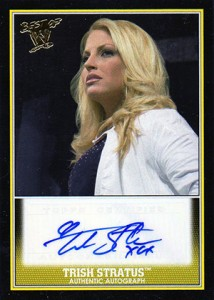 2013 Topps Best of WWE Autographs Guide 10