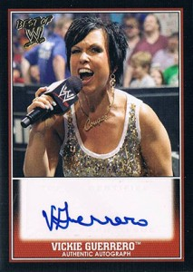 2013 Topps Best of WWE Autographs Guide 5