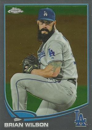 2013 Topps Chrome Update Series Baseball Cards 22