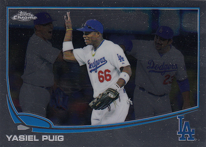 Yasiel Puig Rookie Cards Checklist and Guide  11