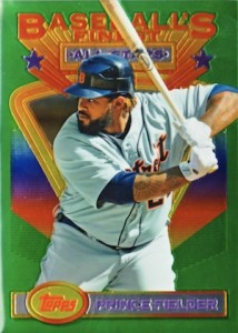 2013 Topps Finest Baseball Cards 23