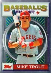 2013 Topps Finest Baseball Cards 22