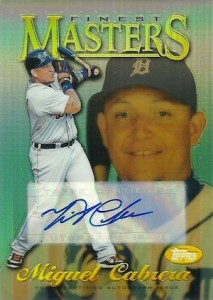 2013 Topps Finest Baseball Cards 28