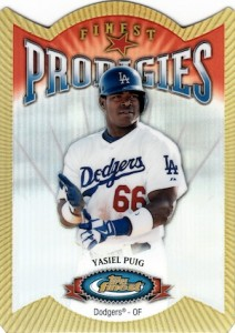 2013 Topps Finest Baseball Cards 29