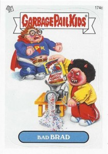 2013 Topps Garbage Pail Kids Brand New Series 3 C Variations Guide 1