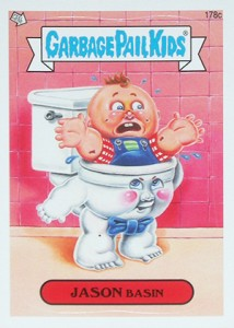 2013 Topps Garbage Pail Kids Brand New Series 3 C Variations Guide 3