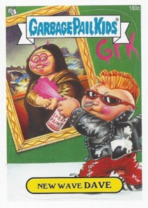 2013 Topps Garbage Pail Kids Brand New Series 3 C Variations Guide 4