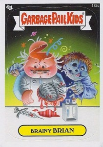 2013 Topps Garbage Pail Kids Brand New Series 3 C Variations Guide 5