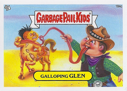 2013 Topps Garbage Pail Kids Brand New Series 3 C Variations Guide 6