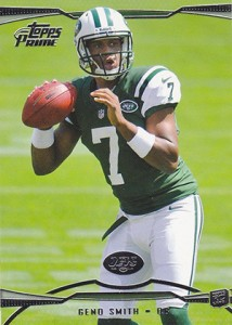 2013 Topps Prime 101 Geno Smith RC Hobby
