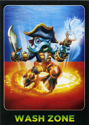 2013 Topps Skylanders Swap Force Base Card