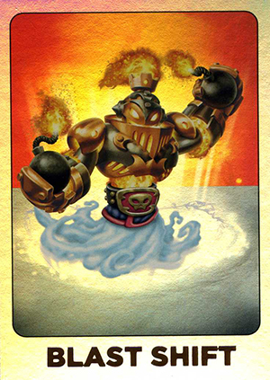 2013 Topps Skylanders Swap Force Trading Cards 28