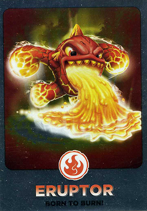 2013 Topps Skylanders Swap Force Trading Cards 22