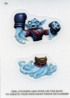 2013 Topps Skylanders Swap Force Trading Cards 25