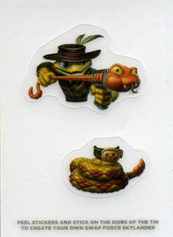 2013 Topps Skylanders Swap Force Trading Cards 30