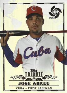 Jose Abreu Rookie Card and Prospect Card Guide 40
